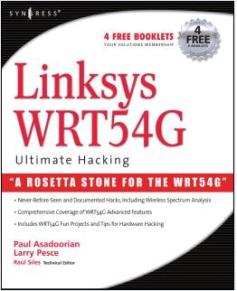 Linksys-WRT54G-Ultimate-Hacking